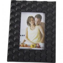 MARCO DE FOTOS INDIVIDUAL NEGRO 10 x 15 cm