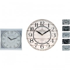 RELOJ DE PARED GRAND HOTEL