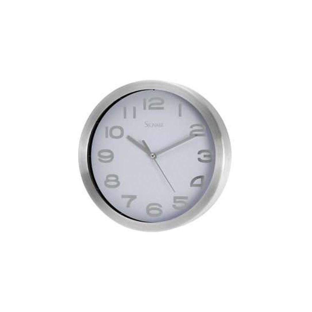 Reloj de pared grande blanco - Reloj grande de pared ...