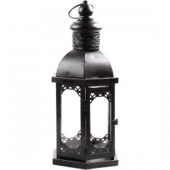 Atlantic Corner - FAROL HEXAGONAL NEGRO