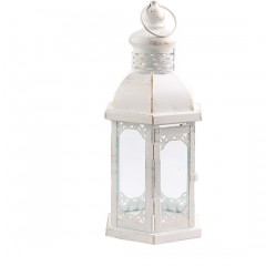 Atlantic Corner - FAROL HEXAGONAL BLANCO