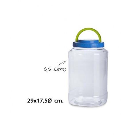 Atlantic Corner - TARRO CON ASA, USE PLASTICOS, -PET-, 6,5L.