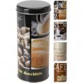 Atlantic Corner - BOTE CHAPA REDONDO DISEÑO COFFEE