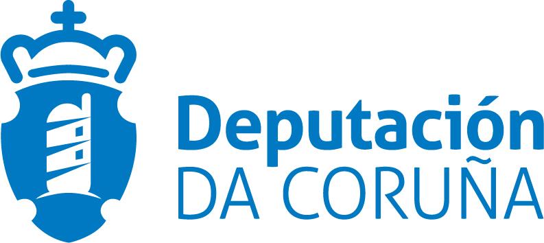Diputación A Coruña logo